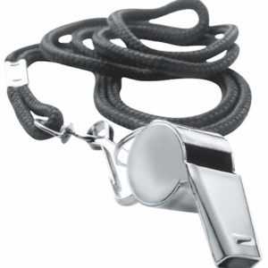whistle-and-lanyard