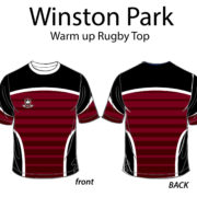 Winston Park Warm up top-01