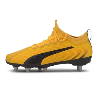 prioridad Imperio Dempsey  Puma One Rugby 2 H8 - Ultra Yellow - Corogains Sports